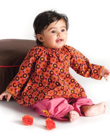 Designer: Dipali Patwa. Children wearing Masala Baby's fall clothing want to ...
