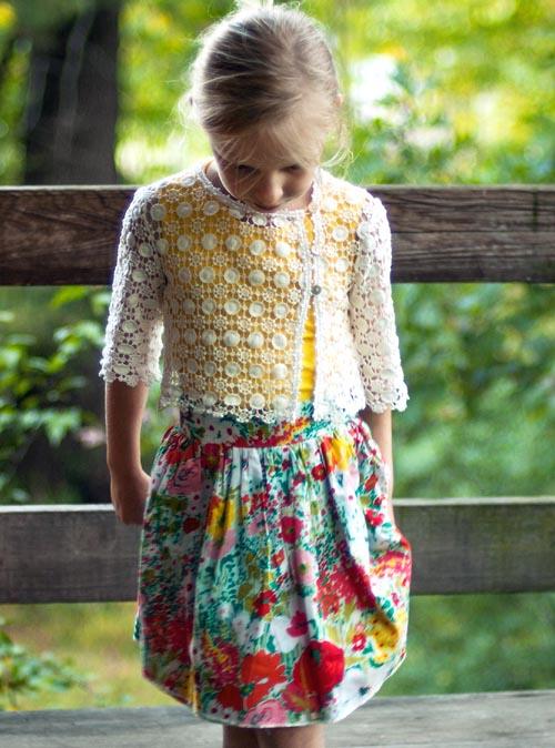Spring Summer 2013 Wholesale Designer Little Girls And